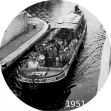 By Route - Little Venice - History